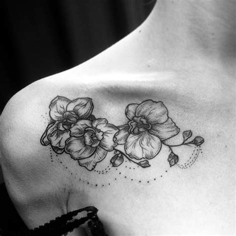 black orchid tattoo 17 best ideas about orchid on orchid
