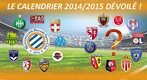Calendrier Ligue 1 Bordeaux Calendrier De Ligue 1 2014 2015 Mhsc Bordeaux Pour