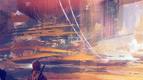 wallpaper  desktop laptop aw wadim kashin paint