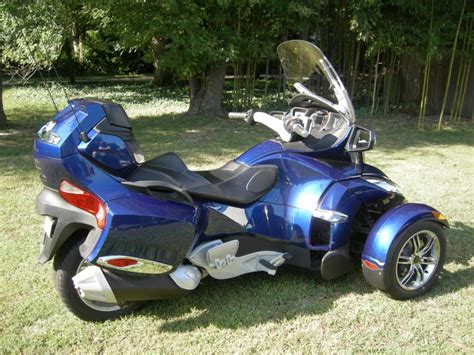 2010 can am spyder rt s sm5 trike for sale on 2040motos