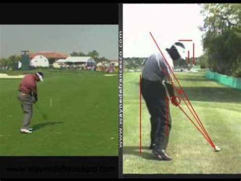 vijay singh golf swing vijay singh swing analysis youtube