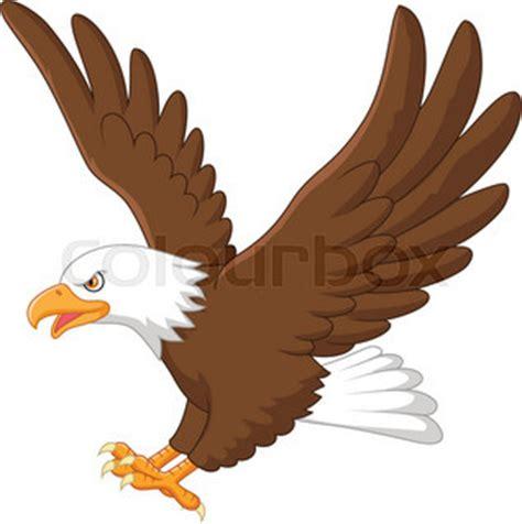 cartoon eagle wallpaper cartoon eagle flying