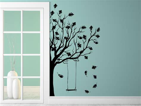 Wandtattoo Baum Babyzimmer by Wandtattoo Baum Im Herbst Wandtattoo Net