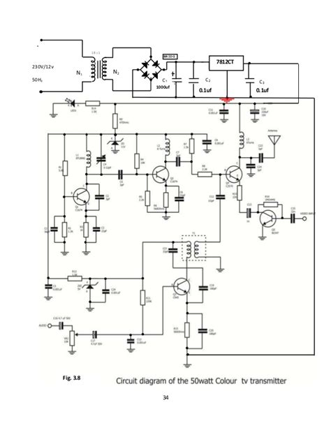 analog layout design wikipedia b w tv circuit diagram wiring diagram with description