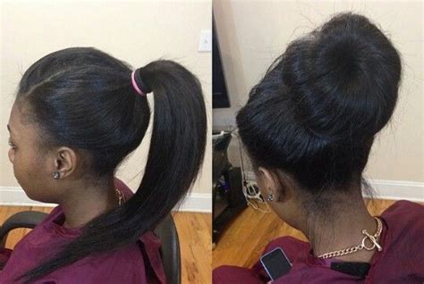what hair good for sew in ponytail sew in ponytail bags n purses pinterest sew and sew ins