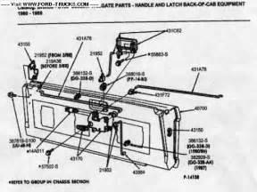 1978 bronco tailgate wiring diagram 1978 uncategorized free wiring diagrams
