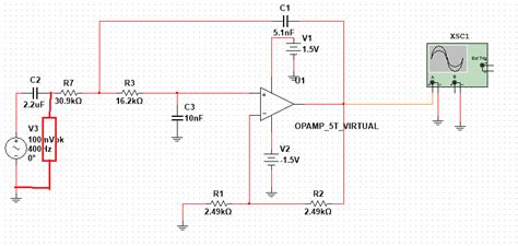 microphone coupling capacitor coupling capacitor in microphone prelifier causing voltage drop page 1