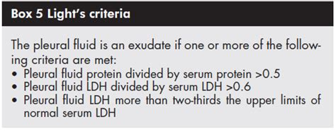 Light Criteria by