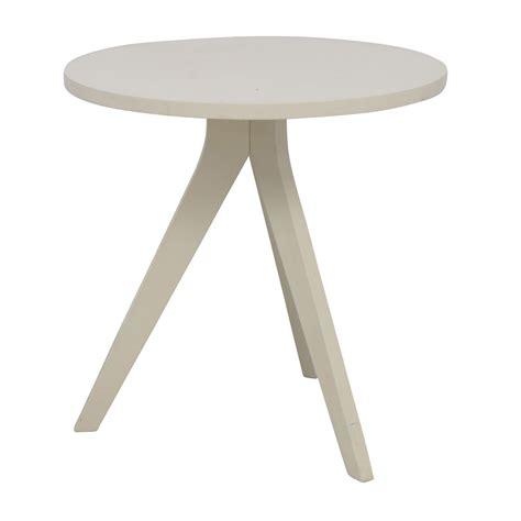 elm white table 87 elm elm white tripod table tables