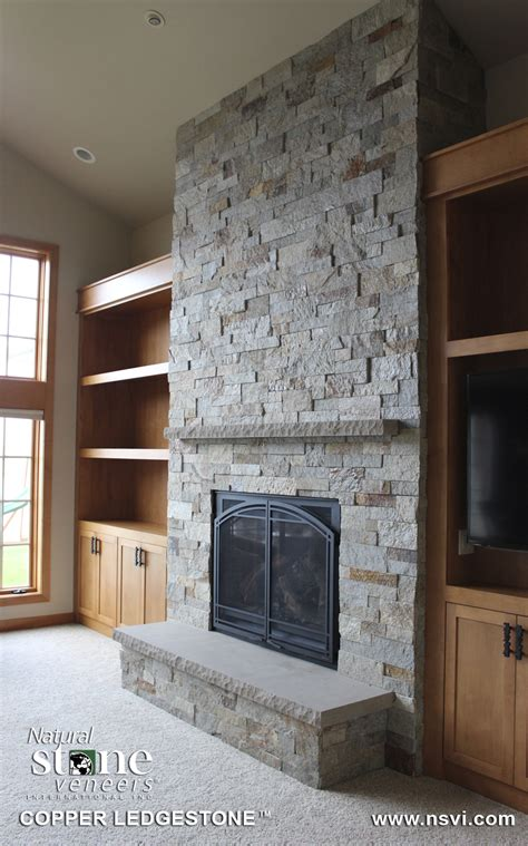 nice ideas stone fireplace ideas  classic warm