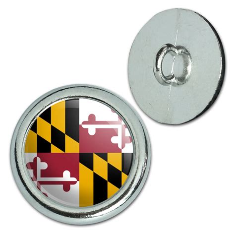 Sewing Buttons Set metal craft sewing novelty buttons set of 4 state flag ebay