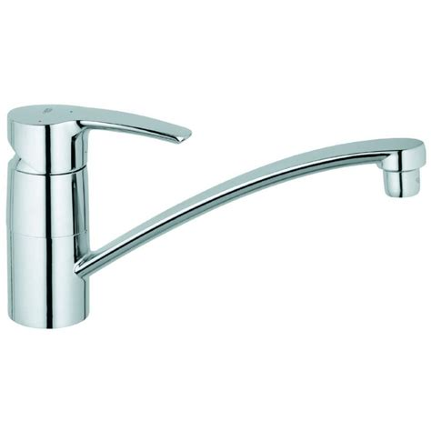 mitigeur evier cuisine grohe grohe c mitigeur 233 vier eurostyle 32230001 cat 233 gorie robinet