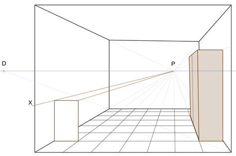 disegnare interni disegnare in prospettiva interni disegno