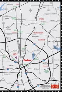 Map Of Dallas Texas Area by Dallas Fort Worth Metropolitan Area Map Dallas Tx Mappery