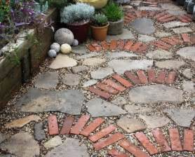 Backyard Burger Rock by Playful And Permeable Paving Patterns L A At Home