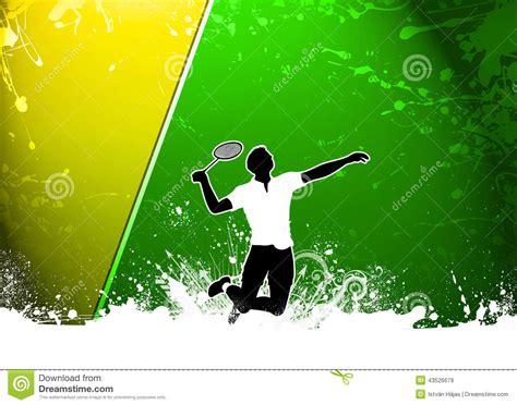 badminton background stock photo image 43526679