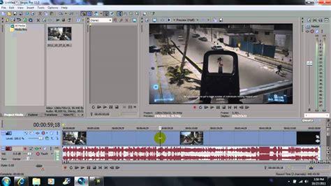 video tutorial vegas pro 11 sony vegas pro 11 how to split video clips tutorial youtube