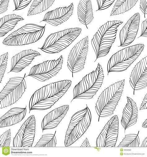 imagenes de hojas a blanco y negro modelo blanco y negro de las hojas incons 250 til ilustraci 243 n