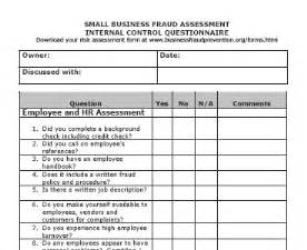 audit risk assessment questionnaire template and audit reports what are