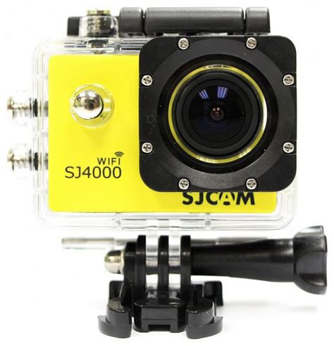 Sjcam 4000 Wifi Second sjcam sj4000 wifi 緇lt 253 220volt sk