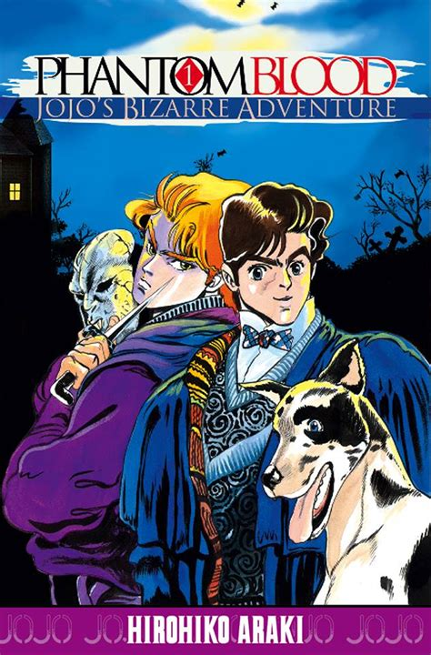 jojo s adventure part 1 phantom blood vol 3 phantom blood publication jojo s