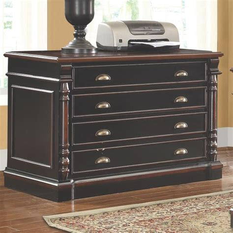 Wood 2 Drawer Files and Lateral File Cabinets
