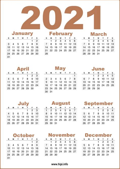 printable calendar hd   hipiinfo