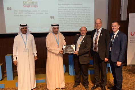 emirates member emirates skycargo becomes authorised economic operator member