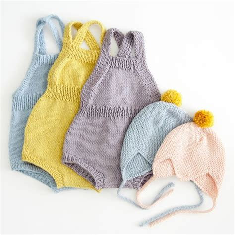 knitting pattern newborn romper handmade baby gifts from lille lova knits rompers
