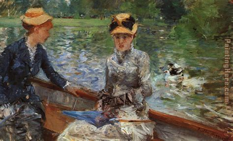 painting for s day berthe morisot a summer s day painting anysize 50 a
