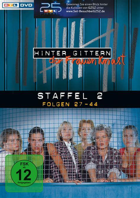 Hinter Gittern Staffel 02 4 Dvds Roger Wielgus