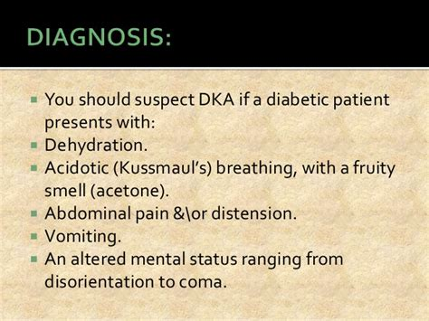 diabetes management 2015 ppt reversing diabetes tissue diabetic ketoacidosis presentation by rooma khalid