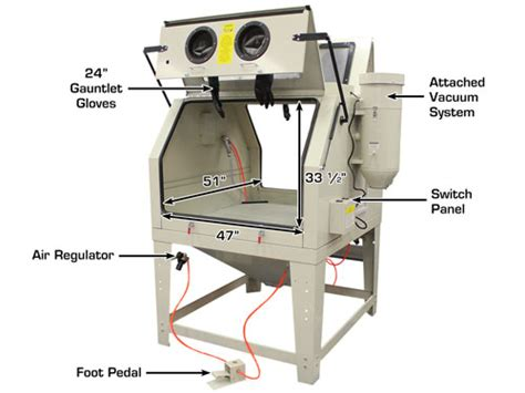 sand blasting cabinet reviews review of the large sandblasting cabinet
