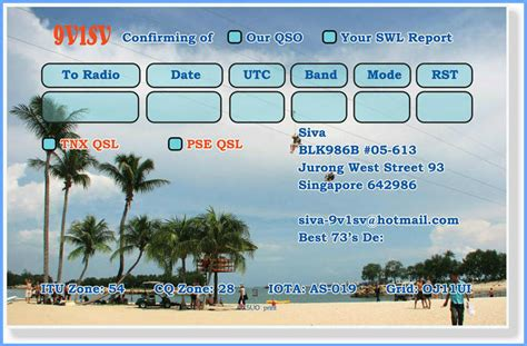 powerpoint qsl card template qsl cards templates qsl cards templates qsl card template