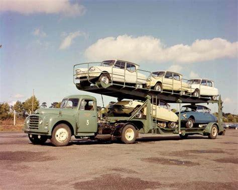 citro 235 n t 55 porte voitures 14 i rouler des m 233 caniques