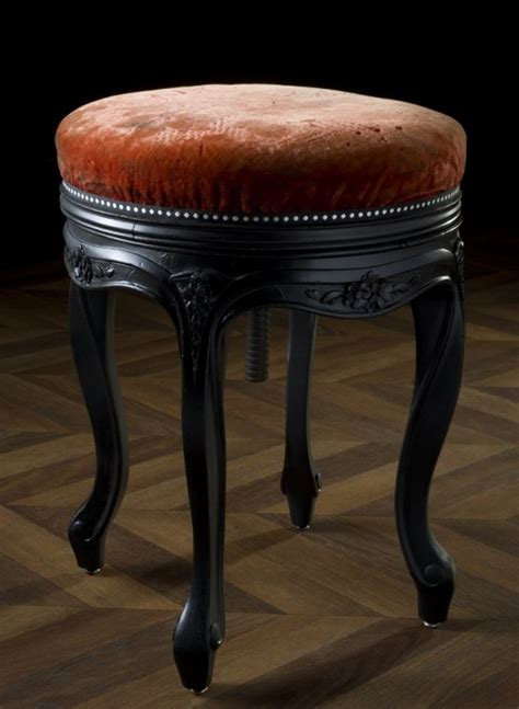 taburetes de piano tabouret de piano napol 233 on iii meuble ancien et vintage