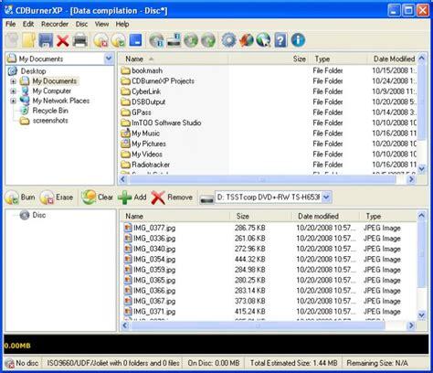 dvd burner free download full version for xp cdburnerxp portable download