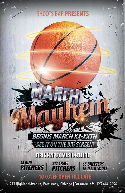 31 basketball flyers free psd ai vector eps format download