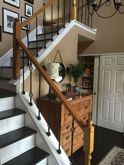 banister spindle replacement 34 best railing spindles and newel posts for stairs