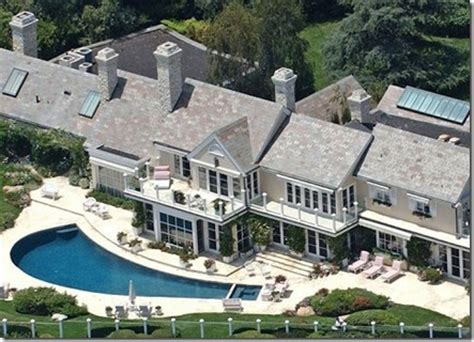 barbra streisand home barbra streisand 100 million dollar homes star map la