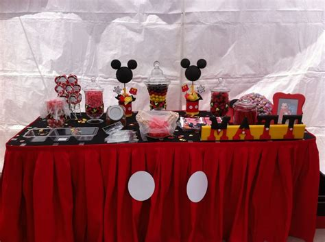 mickey mouse table mickey mouse table mickey mouse birthday table mice and