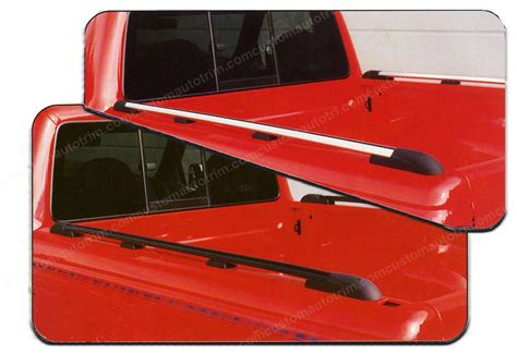 bed rails for trucks dynasport truck bed rails customautotrim
