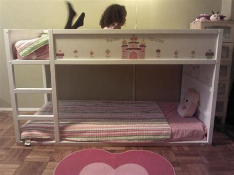 free bunk beds on craigslist i bought this ikea kura bed for 50 on craigslist i