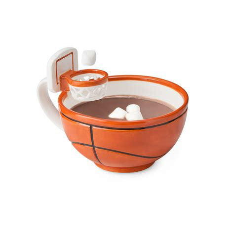 Cool Coffee Mugs For Guys Want The Perfect Gift For Your Basketball Fan Try The
