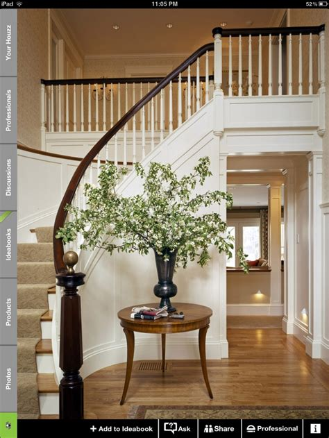 dark wood banister stair banister dark wood and white stair banisters pinterest