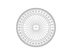protractor template to print printable protractors