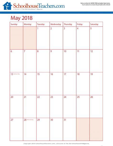 printable calendar resources free printable calendars 2016 2017 schoolhouse teachers
