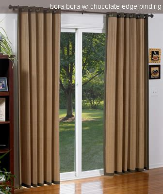 curtains for patio doors with blinds bamboo draperies drapes for patio doors blinds chalet