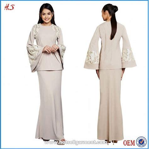 Celana Pendek Fashion Modern Indonesia 1 mode modern model baju kurung dengan payet bell lengan