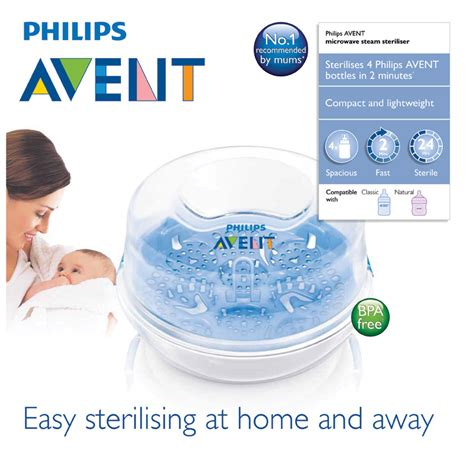 Avent Microwave Sterilizer buy avent express steriliser microwave at chemist
